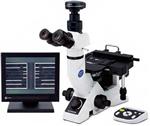 奥林巴斯倒置金相显微镜GX41