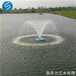 FANS提水式喷泉曝气机选型