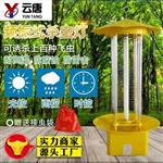 YT-SC15太阳能杀虫灯性能