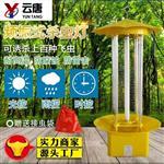 YT-SC15太阳能频振式杀虫灯性能
