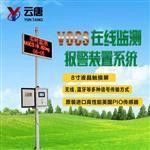 VOCS在线监测系统用途