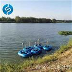 QFB4浮筒式�x心曝��C,河道增氧曝��C�F�供��
