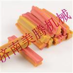 KAFA100抹茶酸奶起司咬胶条设备宠物磨牙棒洁齿骨生产机器