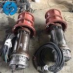 600ZQB-100潜水轴流泵安装图纸