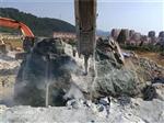 土石方开挖打石头劈裂棒效果怎么样