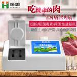 HM-BH12肉类细菌毒素测定仪器