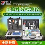 YT-TR04新型全项目土壤肥料养分检测仪品牌