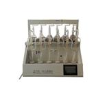6位多功能自动蒸馏测定仪 CHZL-6 实验室水质分析氨氮蒸馏必威体育app下载地址