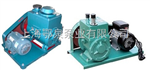 2X型双级旋片式真空泵,上海真空泵厂