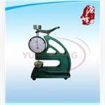 橡胶厚度测量仪,橡胶试片厚度仪