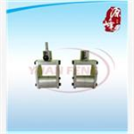 Wire clamp, woven bag clamp