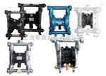 QBY3-25气动隔膜泵,qby3-50铝合金气动隔膜泵