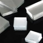 钜惠全场  显微镜粘附载玻片(正电荷处理,抛光边,45 度角)(玻片系列)