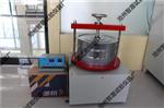 CZZS~矿物棉振筛机的试验过程