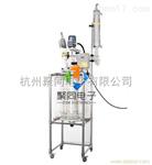 四川成都单层玻璃反应釜JTDF-10L底价格销售