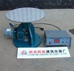 水泥胶砂流动度测定仪,电动跳桌性能及特点