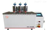 XRW-300A3三架卧式维卡温度测试仪,(微机型)维卡软化测试仪厂家,热变形维卡温度试验机