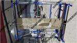 隔墙板吊挂力试验装置||操作方法