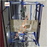 SMTW-1型隔墙板吊挂力试验装置