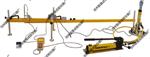 粗粒土现场荷载试验仪+计算结果+承压范围