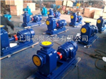 ZW系列自吸式无堵塞排污泵,ZW无堵塞自吸排污泵