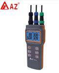 AZ8603溶氧量检测仪衡欣电导率仪盐度计PH测试仪