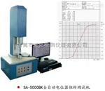 电位器同步阻抗扭力试验机,电位器扭力同步试验机,电位器阻抗同步试验机