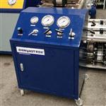 高压气密耐压试验台  气密型检测台