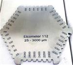 Elcometer 112六角湿膜测厚仪,湿膜梳湿膜测厚仪