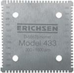 德国Erichsen仪力信433不锈钢齿轮湿膜测厚仪现货供应