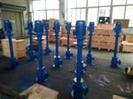 YW型高效�o堵塞液下泵,大流量污水液下泵