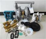 QBY型耐酸碱不锈钢气动隔膜泵