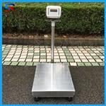 食品厂用304不锈钢电子秤,上海0-300kg电子台秤价格