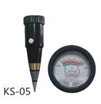 石家庄KS-05指针式土壤酸度计、土壤PH计、土壤湿度检测仪
