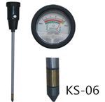 KS-06指针式土壤酸度计,KS-06土壤酸碱度检测仪,土壤PH计
