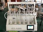 苏州全自动蒸馏仪JTZL-6挥发酚蒸馏器
