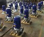 IHG立式不锈钢化工泵,立式化工管道泵