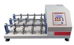 电子式计数器皮革耐挠试验机 皮革布料耐折性试验机 深圳耐折牢度试验设备