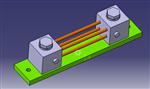 底板固定分流器  充电桩用分流器  新能源