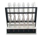 上海经济型一体化蒸馏仪JTZL-6Y氮气浓缩装置