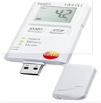 testo 184 G1 - USB德国德图 testo 184 G1 - USB型运输用震动、温湿度记录仪