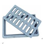 树脂长方型水篦子最新出厂价格