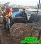 漳平人工拆除烟囱的价格怎么算?