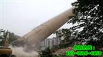 广州烟囱人工拆除的价格怎么算?