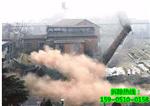 樟树人工拆除烟囱的几种方法?
