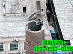 姜堰烟囱人工拆除的价格怎么算?