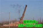 云浮烟囱人工拆除的几种方法?