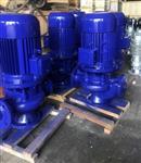 100GW100-25-11立式管道排污泵, 不锈钢立式管道泵