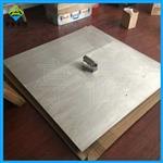 3吨不锈钢电子地磅秤,3T不锈钢平台秤