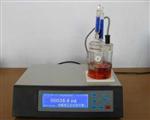 卡尔费休水份仪 微量水份测定仪 库伦液体微量水分仪